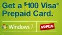 U.S. only: Get a $100 Visa Prepaid Card